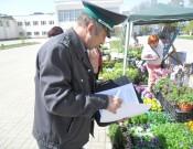 На рынках Смоленска реализуют растительную продукцию  без фитосанитарной проверки