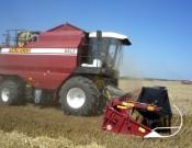 Завершается уборка зерновых