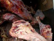 О запрете ввоза мяса говядины из Республики Беларусь