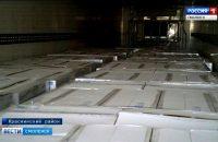 Видео: В Смоленской области запрещен ввоз 20 тонн белорусского сыра, ГТРК «Смоленск»