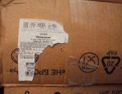 14 тонн мясной продукции возвращено белорусскому отправителю