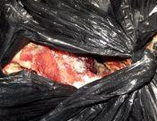 В Смоленской области запрещен ввоз свинины, перевозимой без документов
