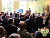 Видео. Совместное совещание с налоговой службой и сельхозпроизводителями по вопросам оборота зерна