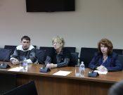Взаимодействие с представителями общественности Смоленской области по вопросам недопущения оборота некачественной и небезопасной продукции