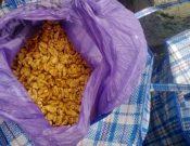 На Украину вернули два центнера грецких орехов