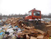 В Смоленской области утилизированы яблоки, перевозимые из Республики Беларусь в сопровождении поддельных документов