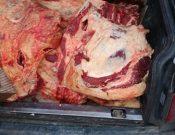 О задержании в Смоленской области мяса и сыра, перевозимых из Республики Беларусь без необходимых документов