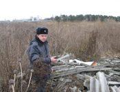 Нерадивый землепользователь получил штраф за невыполнение предписания по устранению загрязнения на своем участке