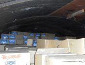 Более 50 тонн молочных консервов возвращены белорусскому отправителю