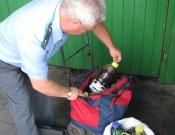 О контроле продукции в ручной клади и багаже пассажиров следующих из Украины и Молдовы