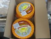 О возврате партии сыра украинским экспортерам