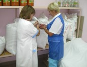 Департамент здравоохранения Брянской области осуществляет контроль за качеством бакалейной продукции