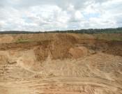 О незаконной разработке карьера по добыче песчано-гравийной смеси в Смоленской области