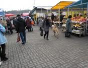 О нарушении ветеринарно-санитарных правил на продовольственном рынке
