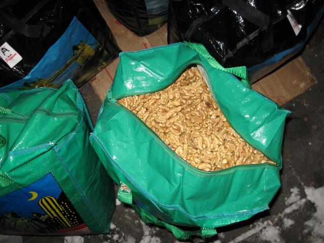 В Брянской области с начала года на территорию Украины возвращено около 1,3 тонны подкарантинной продукции