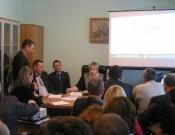 Подведены итоги работы отдела  пограничного ветеринарного контроля на государственной границе РФ и транспорте за 2012 год