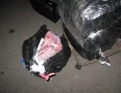 Полтонны небезопасного мясосырья вернули в Украину