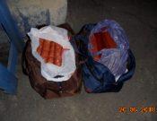 В Брянской области запрещен ввоз более тонны мяса и колбасы, перевозимых в с нарушениями в пассажирских поездах, следующих со стороны Украины