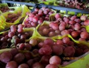 В Смоленской области белорусскому отправителю возвращено 20 тонн винограда, зараженного трипсом