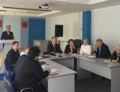 Представители Управления Россельхознадзора приняли участие в совещании по вопросам закупки продуктов питания для нужд стационарных социальных учреждений Брянской области