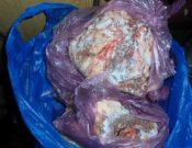 Устрицы, мясо и колбаса неизвестного происхождения не прошли ветеринарный контроль в Брянской области