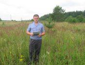 В Навлинском районе Брянской области зарастают более 44 гектаров земель сельскохозяйственного назначения