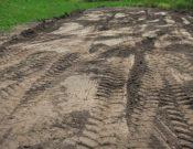 В Погарском районе на землях сельскохозяйственного назначения ликвидирована несанкционированная свалка