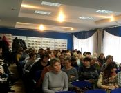 Специалисты Управления Россельхознадзора провели в Брянске обучающий семинар для сотрудников социальных учреждений региона