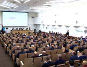 Видео: Россельхознадзор провел заседание Коллегии по итогам деятельности за девять месяцев 2018 года
