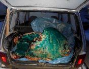 В Смоленской области денатурирована говядина неизвестного происхождения без документов