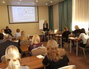 Специалисты подведомственного Россельхознадзору ФГБУ «Брянская МВЛ» приняли участие в научно-практическом семинаре в Москве