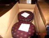 В Смоленской области пресечен ввоз из Республики Беларусь полутора тонн сыра без документов
