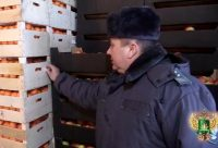 В Брянской области продолжается работа по выявлению запрещенной к ввозу продукции