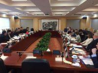 Руководитель Управления Россельхознадзора принял участие в переговорах с Министерством сельского хозяйства и сельских дел Китайской Народной Республики