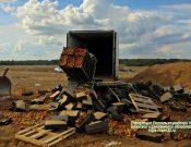 Нелегально ввезенная с территории Республики Беларусь плодоовощная продукция утилизирована на полигонах ТБО Смоленской и Брянской областей