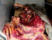 В Смоленской области утилизирована говядина, перевозимая с грубыми нарушениями ветеринарных требований
