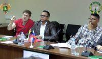 Видео. На Брянщину прибыла делегация министерства сельского хозяйства Боливарианской Республики Венесуэлы