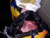 В Брянской области ветеринарный контроль не прошло более 500 кг мяса и сала, незаконно перевозимых в ручной клади пассажирских поездов