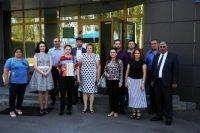 Ветеринарные специалисты Азербайджана посетили Брянскую область
