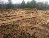 В Клетнянском районе ликвидированы незаконные свалки твердых коммунальных отходов на землях сельскохозяйственного назначения