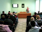 Специалисты Управления Россельхознадзора приняли участие в проведенном ФГБУ «Брянская МВЛ» обучении смоленских производителей зерна отбору проб