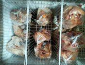 В Почепе с реализации снята свиноводческая продукция неизвестного происхождения