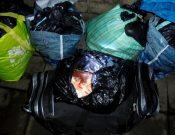 По результатам ветеринарного контроля за неделю запрещен ввоз более 900 кг мяса и сыра, перевозимых с нарушениями в поездах и автомобильным транспортом