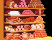 О ситуации с оборотом мясной продукции в Брянской области