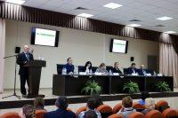 Видео. В Брянске обсудили проблему оборота фальсифицированной молочной  продукции