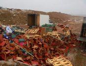 Очередные партии нелегально ввезенной подкарантинной продукции неизвестного происхождения и безопасности уничтожены на полигоне твердых коммунальных отходов в Смоленской области