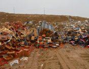 В Смоленской области уничтожено около 50 тонн плодоовощной продукции, которую пытались нелегально ввезти под видом товаров прикрытия либо без документов