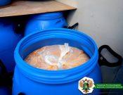 В Брянской области утилизировано около 2 тонн яичного меланжа, перевозимого без ветеринарных документов