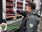 В Брянской области Управление Россельхознадзора проконтролировало более 15 тыс. тонн различной плодоовощной продукции, поступившей из-за рубежа