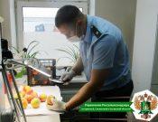 В Брянской области в импортных персиках обнаружены карантинные вредители